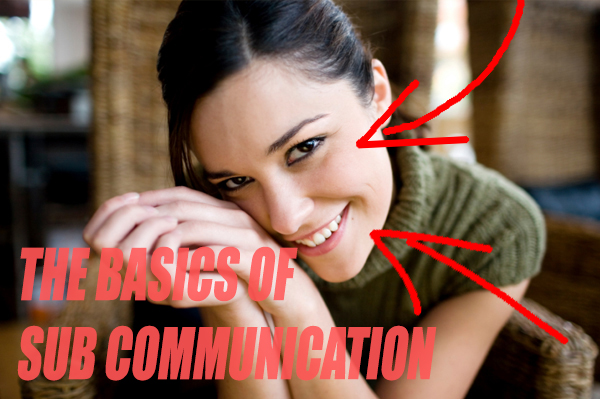 Basics of Sub Communications towards Seduction