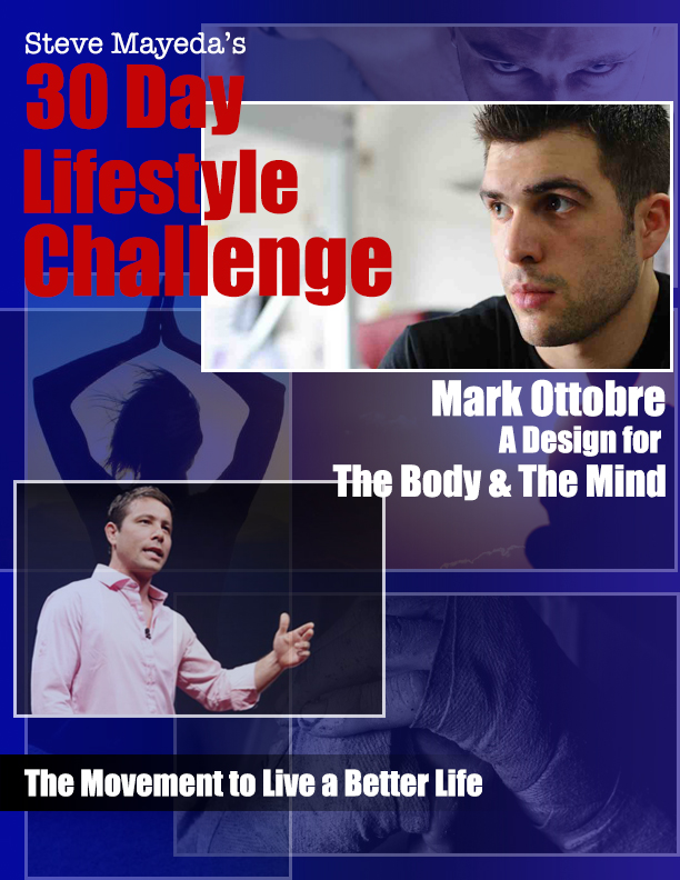 The 30 Day Lifestyle Challenge 1 – Mark Ottobre – Resource Page