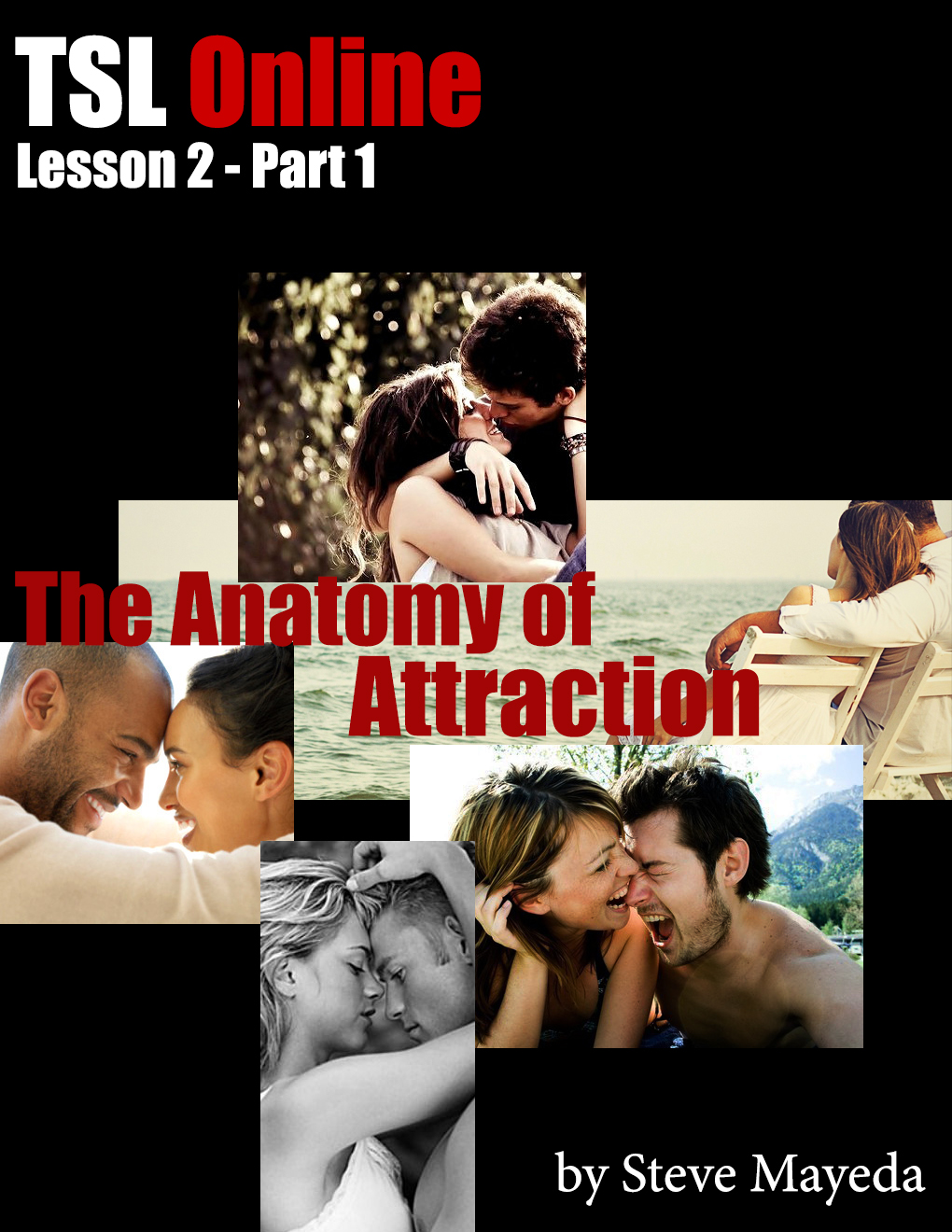 Cover Anatomy of Attraction